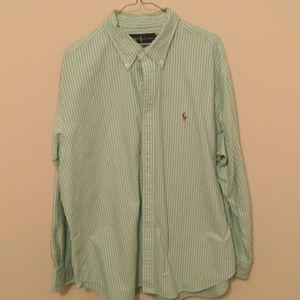 Polo Ralph Lauren Striped Oxford Shirt
